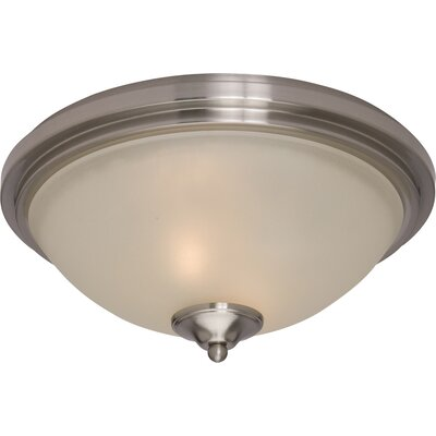 Maxim Lighting Soho 2 Light Flush Mount