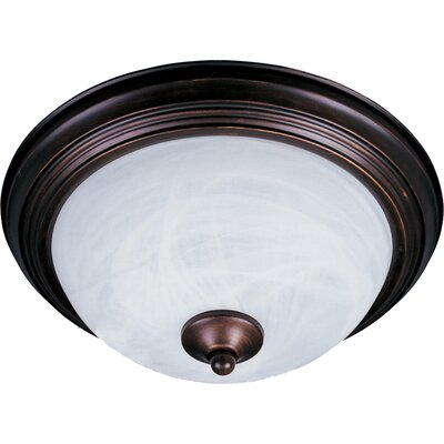 Maxim Lighting Maxim 2 Light Flush Mount