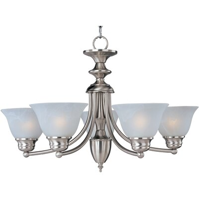 Maxim Lighting Malibu 5 Light Chandelier