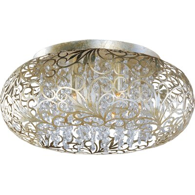 Maxim Lighting Arabesque 7 Light Flush Mount