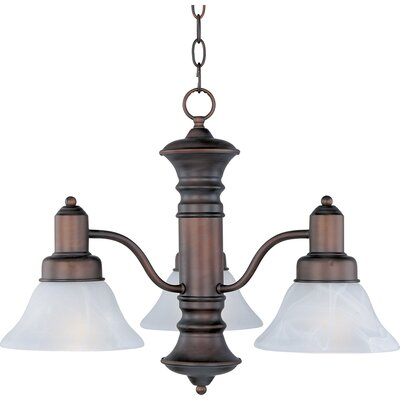 Maxim Lighting Newburg 3 Light Mini Pendant