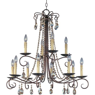 Adriana 12 Light Chandelier