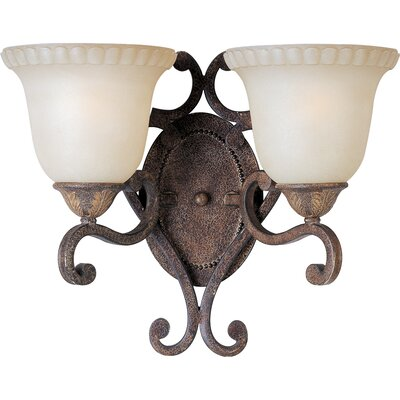 Maxim Lighting Beaumont  Wall Sconce in Golden Fawn