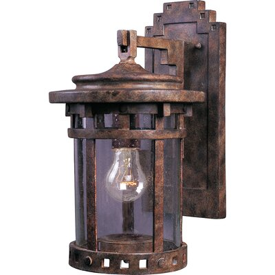 Maxim Lighting Santa Barbara Vx 1 Light Outdoor Wall Light