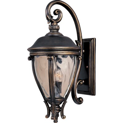 "Maxim Lighting Camden VX 29"" Outdoor Wall Lantern in Golden Bronze"