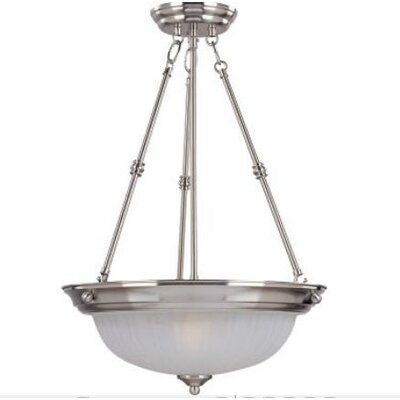 Maxim Lighting 3 Light Inverted Pendant