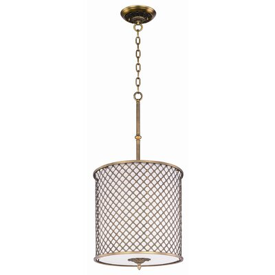 Maxim Lighting Manchester 4 Light Pendant
