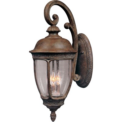 "Maxim Lighting Knob Hill VX 20"" Outdoor Wall Lantern"