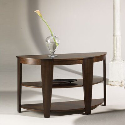 Oasis Demilune Console Table