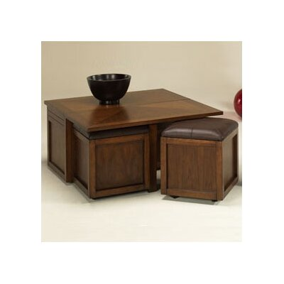 Hammary Nuance Coffee Table Set with Lift-Top
