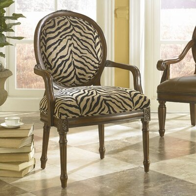Hammary Hidden Treasures Chenille Arm Chair