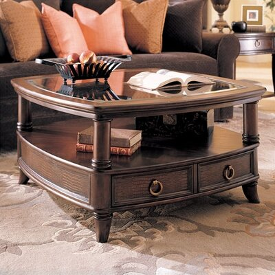 Hammary Magellan Coffee Table
