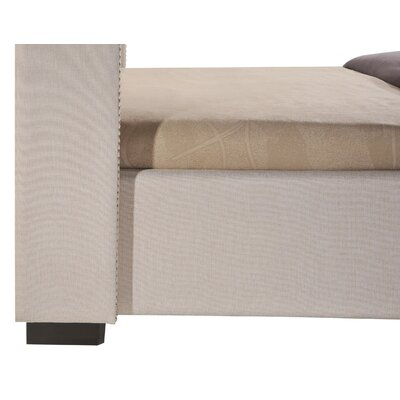 LuXeo Newport Wingback Bed