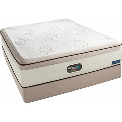 Simmons TruEnergy Paisley Evenloft Plush Memory Foam Top Mattress