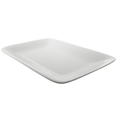 "Ten Strawberry Street Whittier 7"" Rectangular Platter"