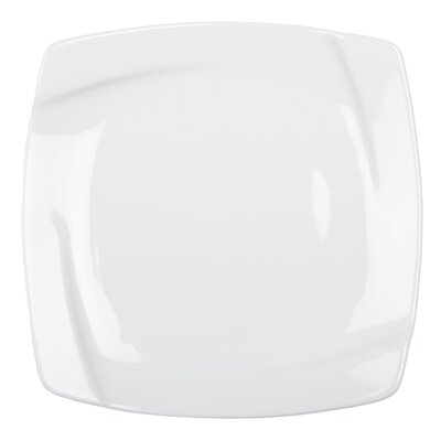 "Ten Strawberry Street Nouve Square 10.5"" Dinner Plate"