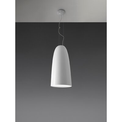 Artemide Nur 75 Gloss Suspension Lamp