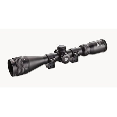 Centurion International MountMaster 3-9X40 AO Weaver Rings and RCS Scope