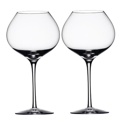 Orrefors Difference Mature Wine Glass (Set of 2)