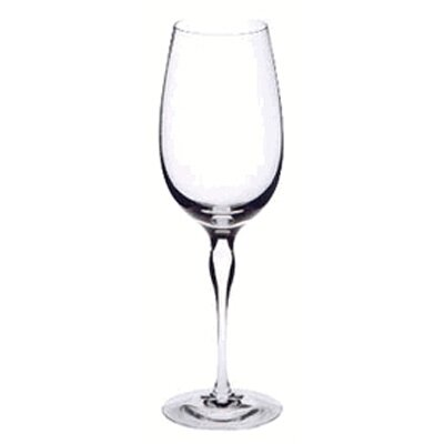 Orrefors Balans Wine Glass