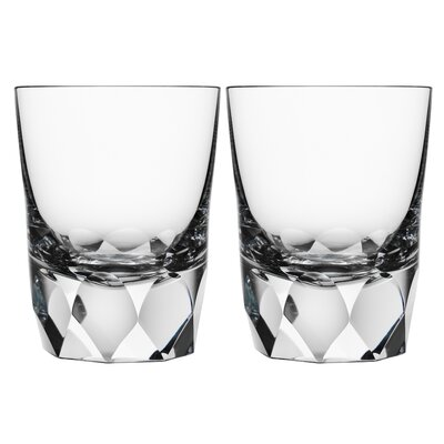 Orrefors Carat Dof Glass (Set of 2)