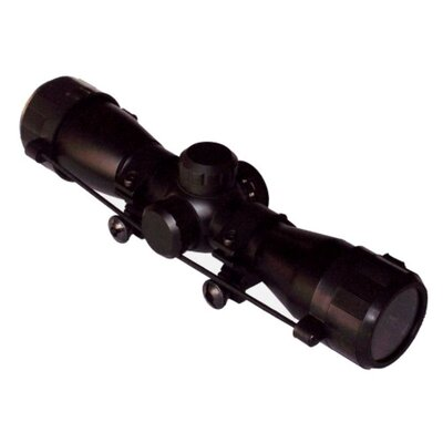 4x32 Illuminated Multi Reticle Crossbow Scope
