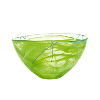 Contrast Medium Lime Bowl