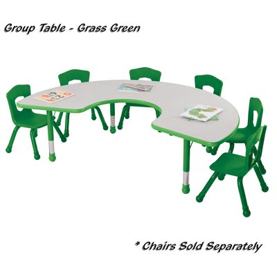 Brite Kids Quick Ship: Classroom Horseshoe Table