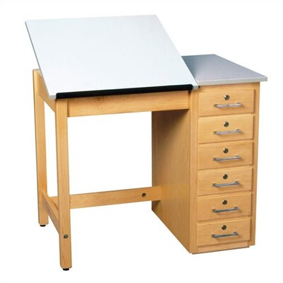 Shain Fiberesin Dowel Adjustable Drafting Table