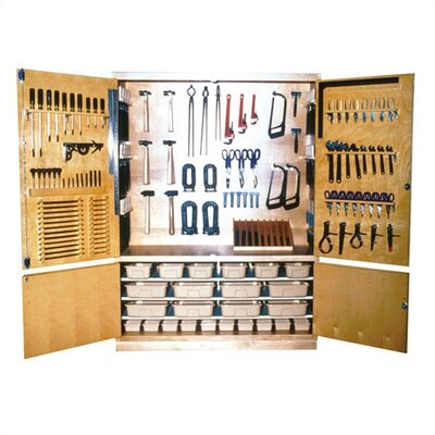 Shain Metal Working Tool Storage Cabinet