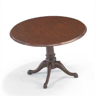 "ABCO 48"" Diameter Round Top Traditional Table"