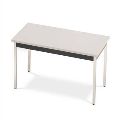 "ABCO 48"" Wide, 30"" Deep Self Edge Utility Table"