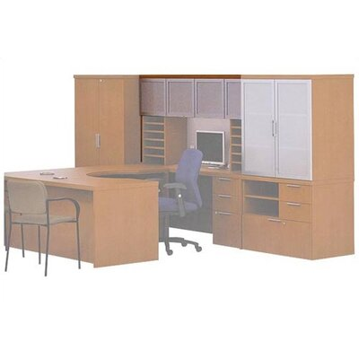 ABCO Unity Executive Series 4 Desk Hutch