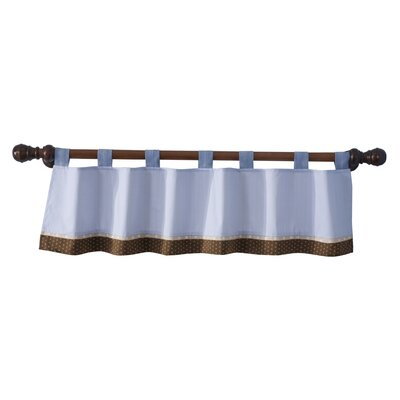Lambs &amp; Ivy Jake Window Valance
