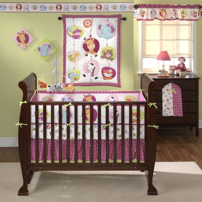 Lambs & Ivy Tutti Frutti Crib Bedding Collection