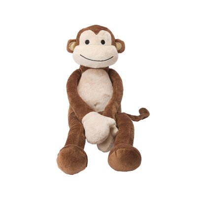 Lambs &amp; Ivy Plush Monkey Toy