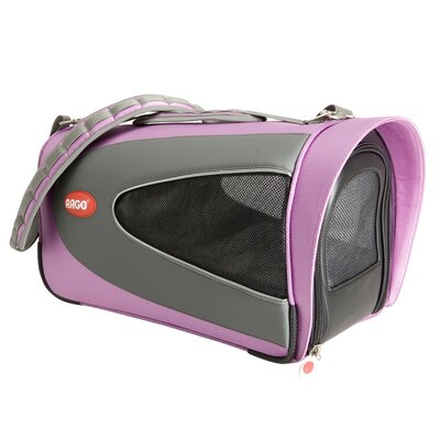 Argo Petascope Pet Carrier in Pink