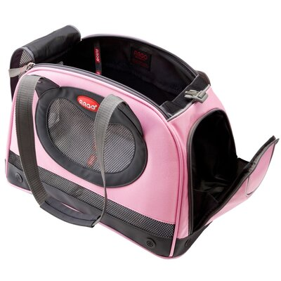 Teafco Argo Petaboard Airline Approved Carrier Style B in Pink