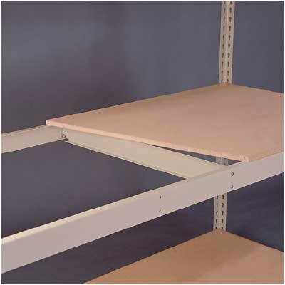 "Penco 72"" & 96"" Wide Double Rivet Units (with Center Support) - 5 Shelf Add-On Unit, No Channel Beams"