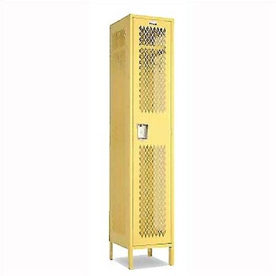 Penco Invincible II Lockers- Single Tier- 3- Section (Unassembled)