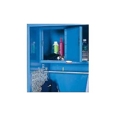 Penco KD Stadium Locker w/ Shell, Shelf & Security Box