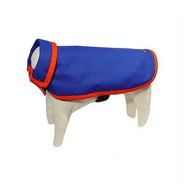 George SF Rainproof Cordura Dog Jacket in Blue