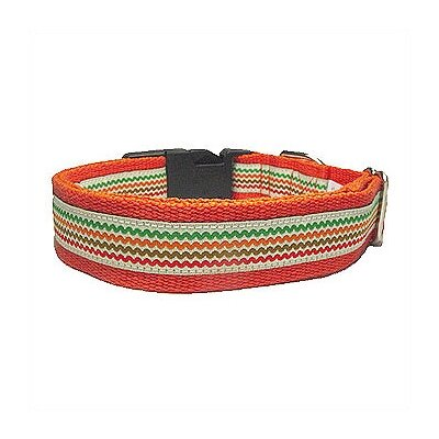 George SF Cotton Dog Collar