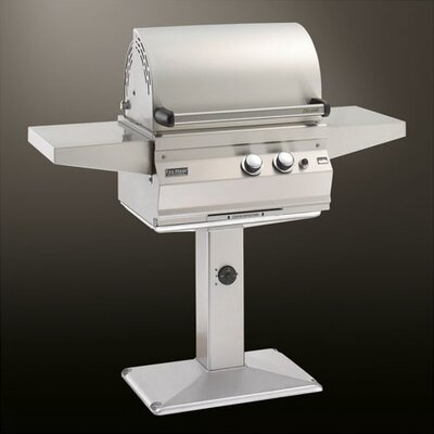 Fire Magic Aurora A430s Post Mounted Grill