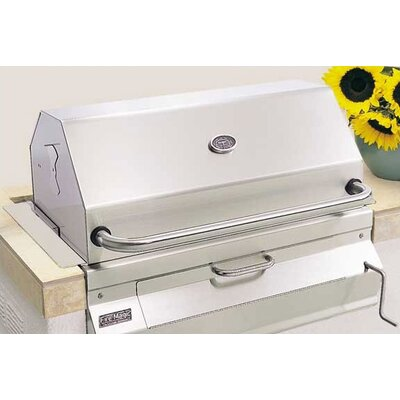 Fire Magic Legacy Island Charcoal Grill