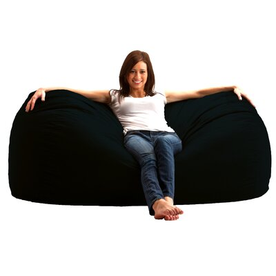 Comfort Research Six Foot Media Bean Bag Sofa