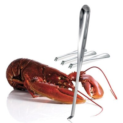 Kitchen Gourmet 4 Piece Seafood Forks
