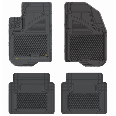 Koolatron Kustom Fit  Precision All Weather Car Mat for Chevrolet Malibu 2008+