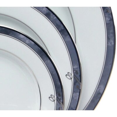 "Nikko Ceramics Sentiments Moonstone 6.5"" Bread and Butter Plate"
