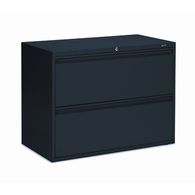 Global Total Office 1900P Series Two Drawer Lateral File